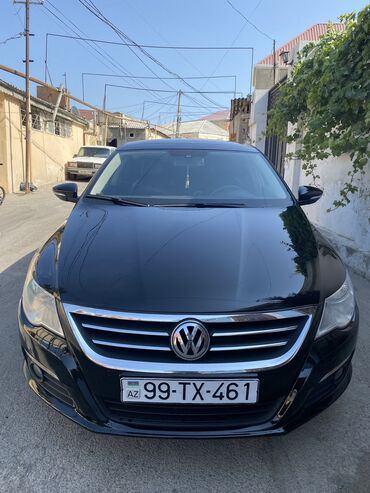 Nəqliyyat - Azərbaycan: Volkswagen Passat CC 2 l. 2009 | 291000 km