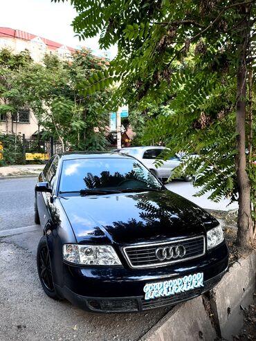 audi 100 2 6 quattro в Кыргызстан: Audi A6 2.4 л. 2001 | 123456 км