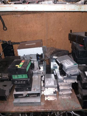 Бмв компьютеры на е60, е53 в Бишкек