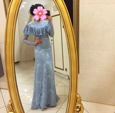 Продаю вечернее платье в пол, в Лебединовка