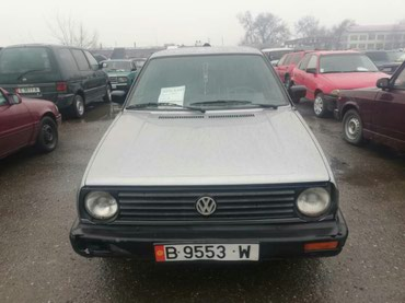 Volkswagen Golf 1990 в Массы