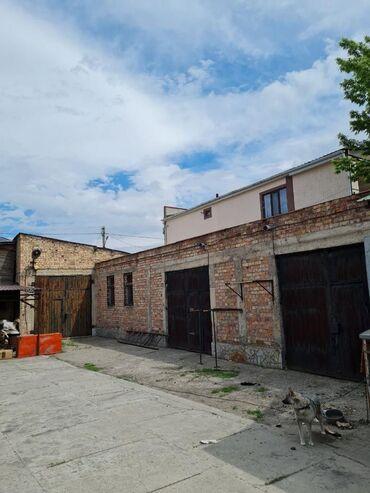 Коммерческая недвижимость - Кыргызстан: Продаю участок 10 соток, с производственными и складскими помещениями