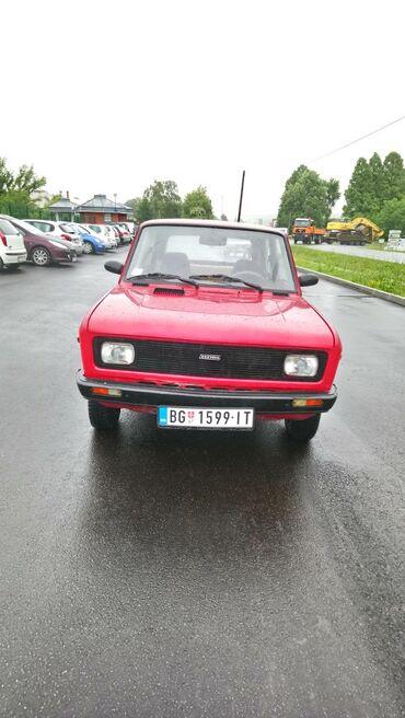 Ostala vozila | Srbija: Prodajem zastavu 101 skala 55 2008 godiste. Menjac 5 brzina registrova