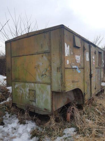 вагон жилой утеплённый в Кыргызстан: Продаю утеплённый вагончик . Находится по адресу Профессора Зимы/ Кок
