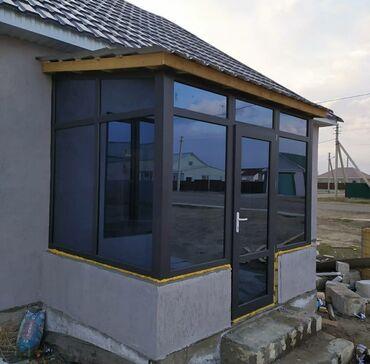 установка газового котла цена в Кыргызстан: Окна, Двери, Витражи | Установка, Изготовление | Больше 6 лет опыта