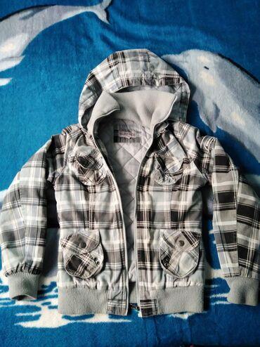 Preslatka deblja jakna za tinejdzerke 800 din