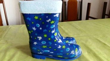 Čizmice za dečake br.30(nošene ali jako dobro očuvane i tople) - Petrovac na Mlavi