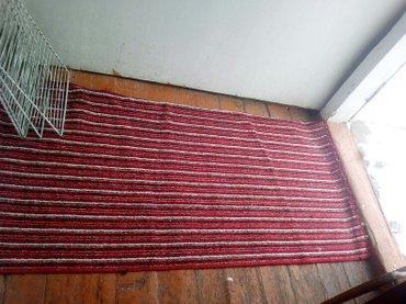 дорожка 1×0. 5 цена 450с. коврик шелк 1. 7×1 цена 1200с,дорожки 3×1 це в Бишкек