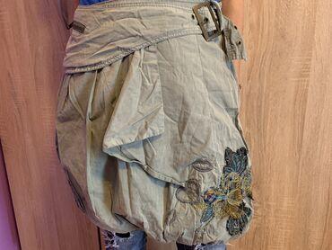 Haljine - Cacak: Desigual-Original zenska suknja u velicini 38 potpuno nova