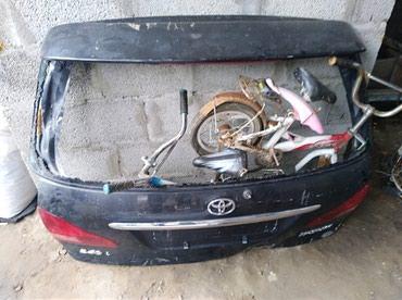 Продаю багажник и дверь от Жигули семерка номер - в Бишкек