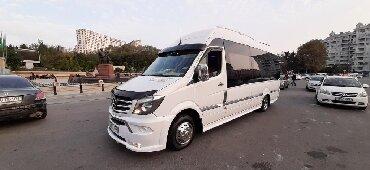 | Regional daşımaları Mikroavtobus | 19 oturacaq