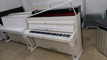 Bakı şəhərində Pianino ve royal satışı, çatdırılması, köklenmesi - 5 il zemanetle.