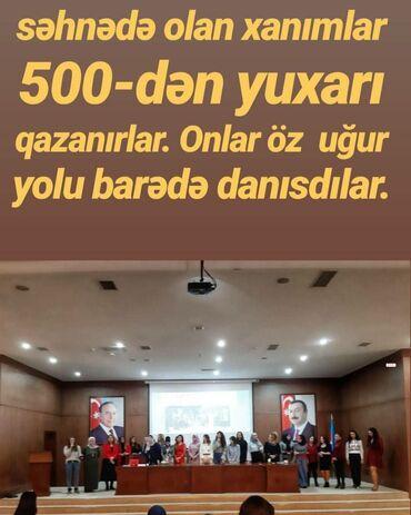 is elanlari 2018 - Azərbaycan: Şəbəkə marketinqi məsləhətçisi. Digər şirkət. İstənilən yaş. Natamam iş günü