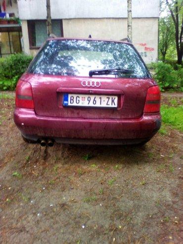 Audi A4 qvatro 4×4 benzin registrovan celu godinu - Beograd - slika 3