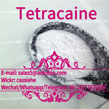 Local Anaesthesia Drugs Tetracaine HCl / Tetracaine Hydrochloride