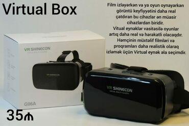 Virtual reallıq eynəkləri, bu gün yaygın olan LED, LCD, Plazma kimi