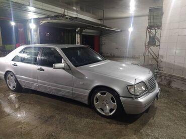 Mercedes-Benz - Наличие: В наличии - Сокулук: Mercedes-Benz 600-Series 6 л. 1996   250 км