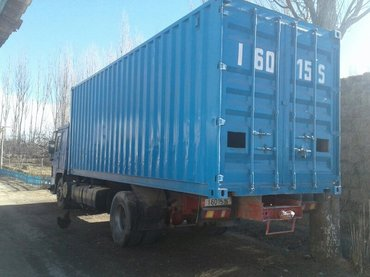 Вольво фл10.  10куба в Кызыл-Кия