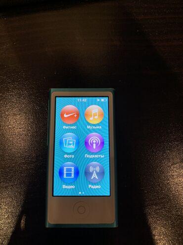 Ipod nano 7 16gbSensor ideal işləyirHome knopka ideal işləyirBlok