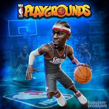 NBA Playgrounds - Boljevac