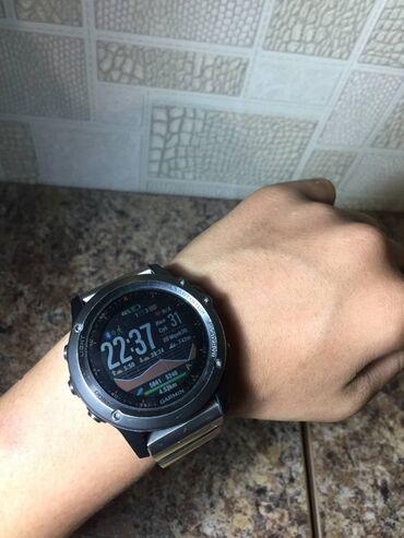 Личные вещи - Новопокровка: Garmin Fenix 3 (без пульсомера) Очень хорошие часы,удобные.(можно меня