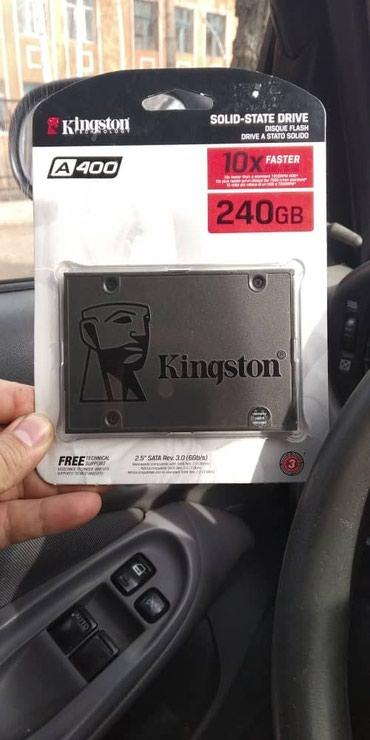 Ssd kingston 60gb ssdnow v300 - Кыргызстан: Продою новый SSD 240 для пка и ноутбук ХарактеристикиОписание 240 ГБ