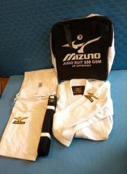 """Judo kimonosu """"Mizuno""""-550q-lıq 100% pambıq parçadan hazırlanıb.Qalın"""