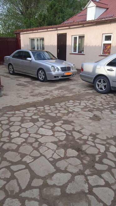 Транспорт - Боконбаево: Mercedes-Benz E 320 3.2 л. 1996