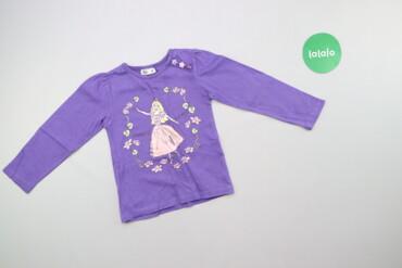 Топы и рубашки - Синий - Киев: Дитяча кофтинка з принтом Kikstar, зріст 98 см    Довжина: 37 см Ширин