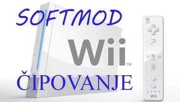 Nintendo wii-usluga cipovanja - Krusevac