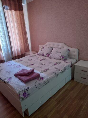 бревенчатые дома в Кыргызстан: Ночь,сутки элитная квартира район филармонии! Всегда свежее постельное