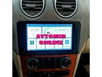 mercedes monitor - Azərbaycan: Mercedes ML monitor android 2006-2012 w164Bundan başqa HƏR NÖV