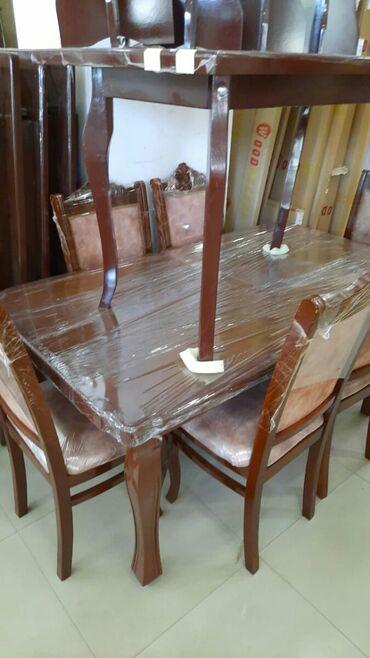 Комплекты столов и стульев в Душанбе: Комплекты столов и стульев