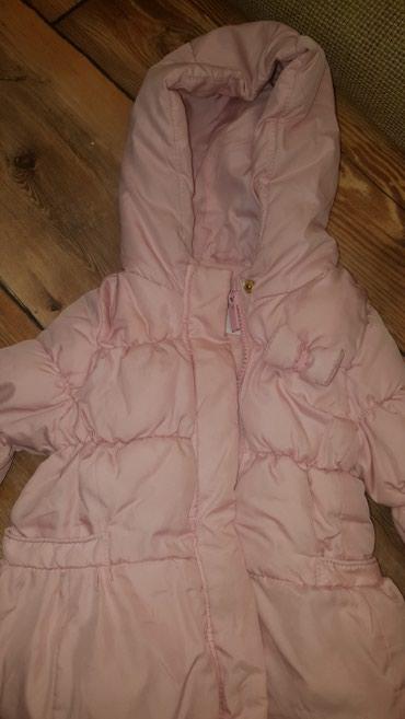 shapka-zara-dlja-devochki в Кыргызстан: Куртка zara, размер 12/18 месяцев