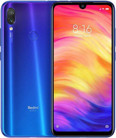 Redmi not 7 4/64 буду менять на Айфон 7 в Душанбе