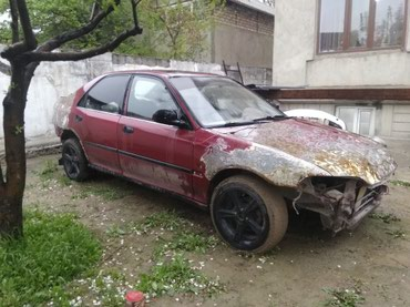 Honda Civic 1993 в Лебединовка