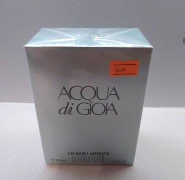 Majica goa - Srbija: Parfem acqua di Goa nov ne otpakovan u celofanu. pogledajte i ostale m