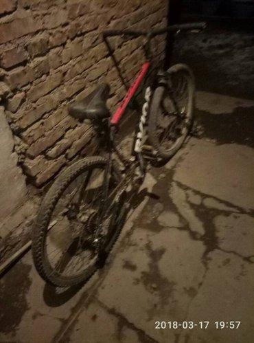 Продаю срочно велосипед BVIOR рама 19 колёса 26 дисковые тормоза в Бишкек