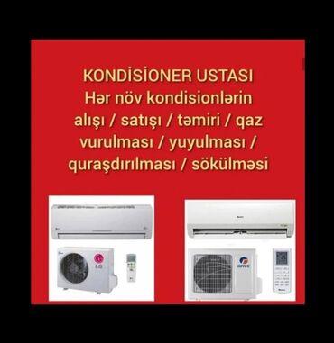 Texnikanın təmiri - Azərbaycan: Təmir | Kondisionerlər