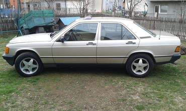 Mercedes-Benz 190 1987 - Belgrade