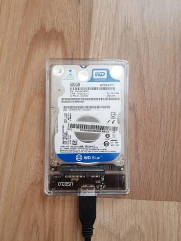 Внешний жесткий диск 500G USB 3.0 в Ош