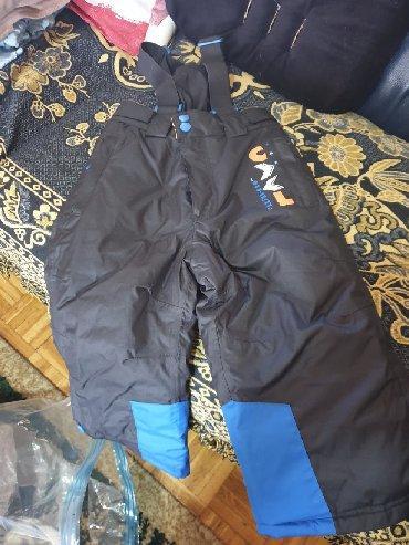 Zenske ski pantalone bele - Srbija: Ski pantalone  Velicina 92 nove