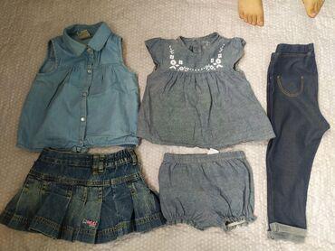 Детский мир - Орто-Сай: Набор на девочку 1-2 года, sela, carter's, Waikiki