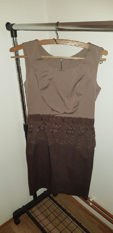 Crna-uska-haljina - Srbija: Haljina 38, uska odlicno stoji