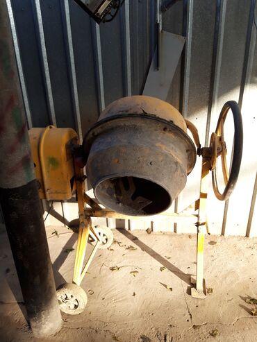 Другие инструменты - Сокулук: ‼‼продаю бетона мишалку все работает ‼‼