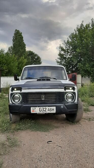 Транспорт - Кызыл-Адыр: ВАЗ (ЛАДА) 4x4 Нива 1.7 л. 1998 | 12345 км