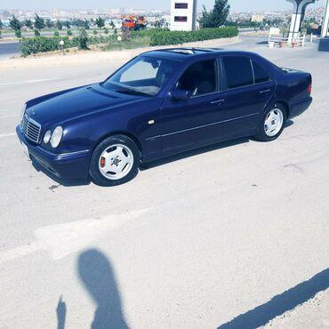 Mercedes-Benz E 280 2.8 l. 1996   400000 km