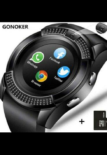 bentley mulsanne 675 v8 в Кыргызстан: Smart часы v8 без коробки