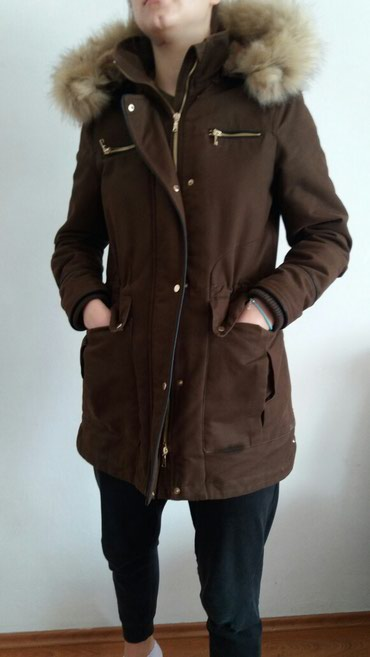 ZARA zimska jakna, malo nosena, u odlicnom stanju, bez ikakvih - Belgrade