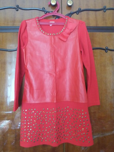 Платье нарядное на 7-8 лет в отличном состоянии в Бишкек